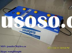 jis standard dry charged 12V automobile battery