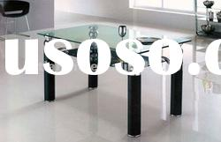 modern design tempered glass coffee table