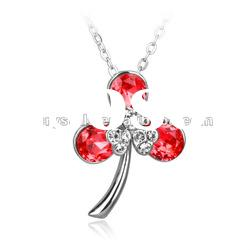 swarovski element pendant Crystal Necklace, Jewelry with high quality