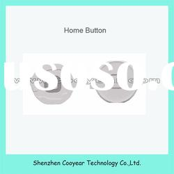 white mobil repair parts for iphone home button 4g paypal is accepted