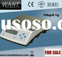 10kg/1g Portable Balance With Double Side LCD display