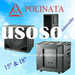 "15"" HIGH POWER HIGH QUALITY SUBWOOFER"