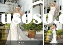 2012 Dropship Mermaid Lace Bride Gowns