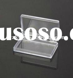 2012 hot sale clear hard plastic boxes