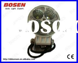 2012 new product 12W round shape super bright LED working light