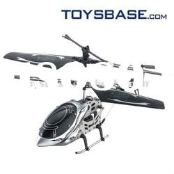 3 channel remote control alloy helicopter game