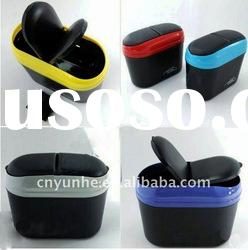 ABS Foldable Car Trash Can Rubbish Garbage Dust Bin Barrel Container Garbage Dust Box Holder
