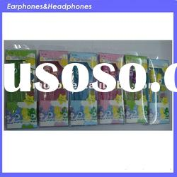Care Bears Earphone in-ear colorful earphone earphone for ipod iphone