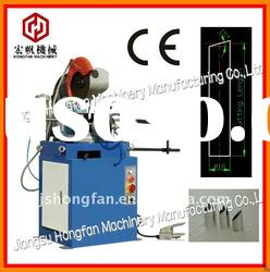 China semiautomatic metal pipe cutting machine