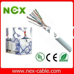 Copper Cat6 Network connection Cable FTP