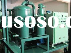 Explosive-proof type Transformer Oil Purifier,Dielectric Oil Treatment Machine