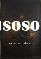 Famous classical painting canvas wall art