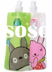 Fashion durable water soluble plastic bag food grade