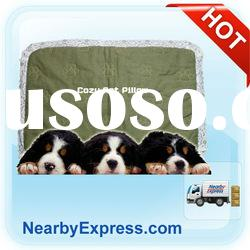 Green waterproof Cozy Dog/ Cat /Pet Bed cooler mat pad
