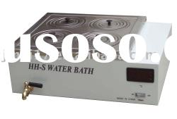 HH-S4 Digital Two-row Four-opening Lab Water Bath