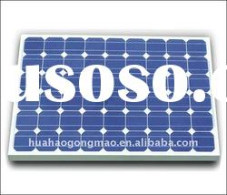HOT!!! Premium grade monocrystalline silicon solar products with competitive price