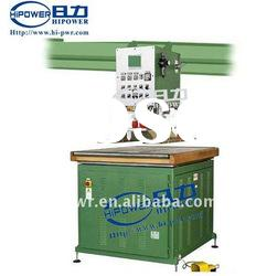 Hanging style High frequency plastic welding machine for car canvas,canvas shade,painting cloth