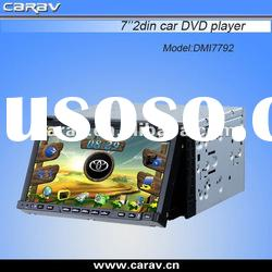 Hot Sale 7''Double Din Car DVD Player