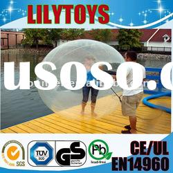 Hot-sales PVC/TPU inflatable water ball/inflatable water games/inflatable outdoor toys