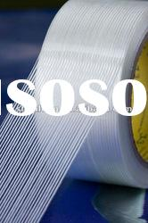 MONO-DIRECTIONAL FILAMENT TAPE JLT-601 moisture and scuff resistance ;for PVC Pipe stabilizing