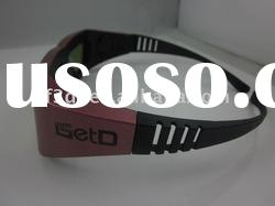 Nice looking Active shutter Plastic 3d glasses