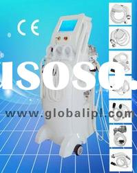 OEM Plastic Salon 7 in I Vacuum Cavitation and RF Fast Cellulite Removal Beauty Equipment