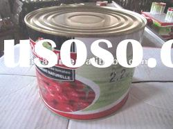 Pasty Ketchup Tomato Paste in 2200gram Can