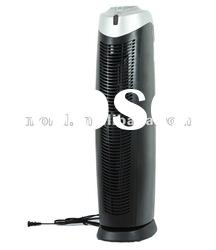 Portable HEPA air purifier with activated carbon