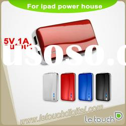 Portable usb Power Bank 5200mAh for ipad iphone