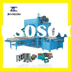 QTY4-25 Low Consumption Block Making Machinery