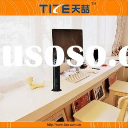 Rechargeable laptop USB tower fan TZ-USB280B mini stand fan