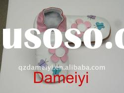 Soft Sole Infant Leather Baby Shoes