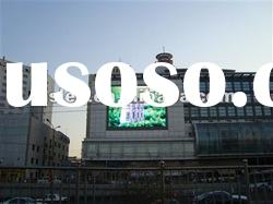 Street Outdoor Double Sided outdoor waterproof LED advertising panels