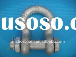 US type bolt type anchor shackle G-2130
