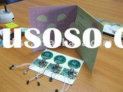 Voice Recording Module with Microphone and 60 to 480s Duration, Suitable for Greeting Card