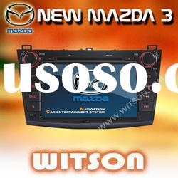 WITSON Special CAR GPS NAVIGATION For NEW MAZDA 3 (2010-2011)