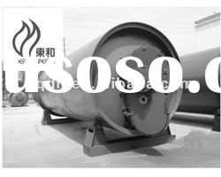 WJ-6 equipment for used/waste rubber with 6 tons capacity