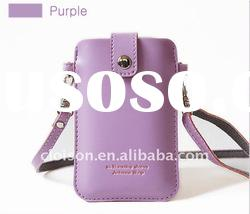 bag lovefoto Korea style Simple Elegant color purple