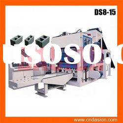 best quality DS8-15 Block Making Machinery China professional supplier