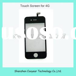 complete lcd touch screen assembly for iphone 4g black paypal is accepted