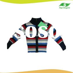 cute kids knitted acrylic sweater