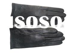 fashion winter ladies wear leather gloves