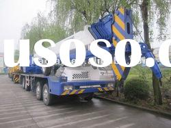 in stock manual used tadano hydraulic mobile crane GT550E original in Japan