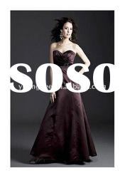 off-shoulder floor-length sweetheart couture evening dresses,latest design formal evening gown