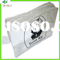 pvc fashion cosmetic and beach bag(European standard )