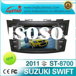 special suzuki swift car multimedia with GPS, canbus, steer wheel control...
