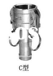 stainless steel quick coupling C