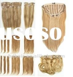 top quality wholesale clip in hair extension wholesale european human remy hair wholesale
