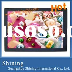 10 inch TFT touch screen LCD digital signage media player
