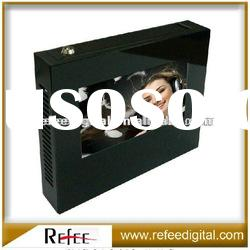 15 inch Retail Shop Network Advertising player with USB Flash Drive